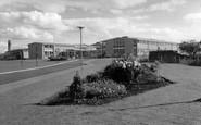 Nailsea, the Grammar School c1960