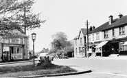 Nailsea, the Post Office c1955