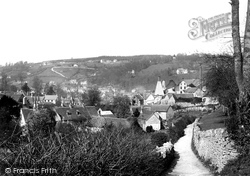 Nailsworth, 1890