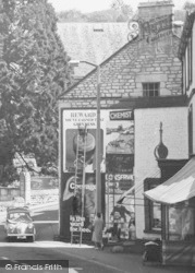 Nailsworth, Advertising c.1965