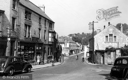 Nailsworth, Bridge Street c.1955