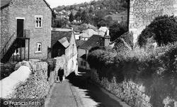 Nailsworth, Butcher's Hill c.1965
