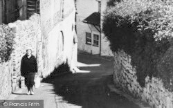 Nailsworth, Butcher's Hill c.1965