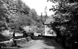Nailsworth, Devil's Elbow c.1965