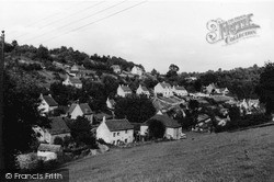 Nailsworth, Downend c.1955