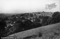 Nailsworth, Forest Green c.1955