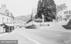 Nailsworth, Fountain Street c.1955