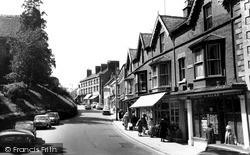 Nailsworth, Fountain Street c.1965