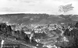 Nailsworth, From Rockness 1904