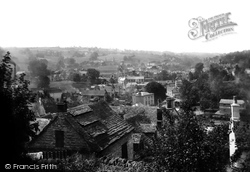 Nailsworth, General View 1900