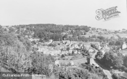 Nailsworth, General View c.1955