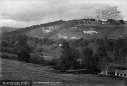 Nailsworth, Hill 1904