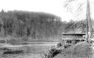 Nailsworth, Longfords Lake 1904
