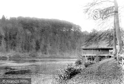 Nailsworth, Longfords Lake 1904
