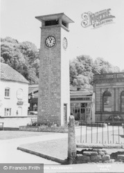Nailsworth, The Clock Tower c.1955