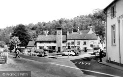 Nailsworth, The Clock Tower c.1965