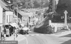 Nailsworth, The Cross c.1965