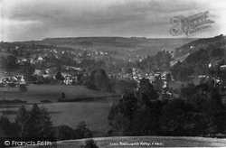 Nailsworth, Valley 1904
