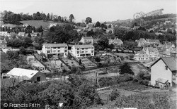 Nailsworth, View From Bath Road c.1960