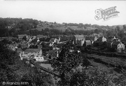 Nailsworth, View From Rockness c.1955