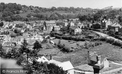 Nailsworth, View From Rockness c.1960