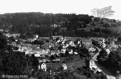 Nailsworth, View Of The Town c.1955
