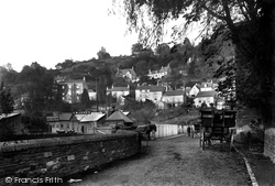 Nailsworth, Watledge 1904