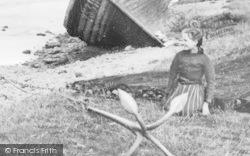 Nairn, Girl c.1890