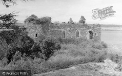Nairn, Rait Castle 1952