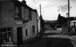 Nanstallon, The Post Office c.1960