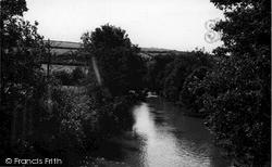 Nanstallon, The River Camel c.1960