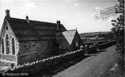 Nanstallon, The School c.1960