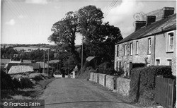 Nanstallon, The Village c.1960