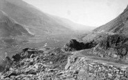 Example photo of Nant Ffrancon