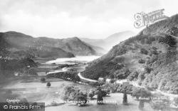 And Lake Dinas c.1935, Nant Gwynant