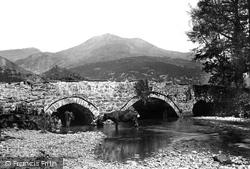 Bridge 1892, Nant Gwynant