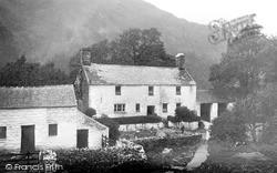 Hafod Lwyfog Farm c.1930, Nant Gwynant