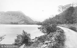 Llyn Ddinas 1892, Nant Gwynant