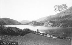 Llyn Gwynant 1892, Nant Gwynant