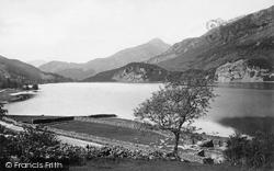 Llyn Gwynant And Moel Hebog 1892, Nant Gwynant