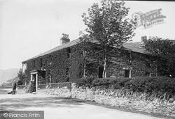 Pen-Y-Gwryd Hotel c.1880, Nant Gwynant