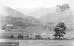 View Towards Snowdon c.1880, Nant Gwynant