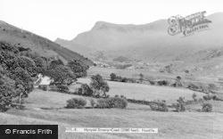 Mynydd Drws-Y-Coed c.1960, Nantlle