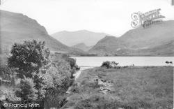 The Lake c.1960, Nantlle