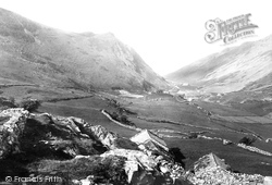 Nantlle, The Valley 1895