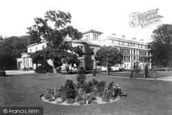 Nantwich, Brine Baths Hotel 1898