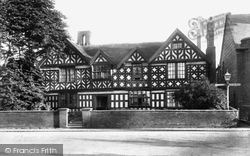 Nantwich, Churche's Mansion 1898