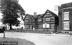 Nantwich, Churche's Mansion c.1965