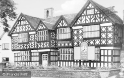 Nantwich, Churche's Mansion c.1965