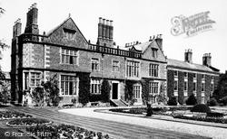 Nantwich, Dorfold Hall 1898